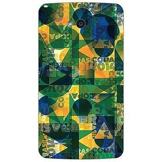 Garmordesigner Plastic Back Cover For Lg L80