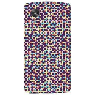 Garmordesigner Plastic Back Cover For Lg Nexus 5