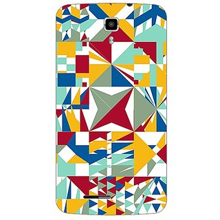 Garmordesigner Plastic Back Cover For Micromax Canvas Juice A177