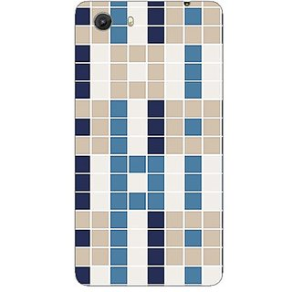 Garmordesigner Plastic Back Cover For Micromax Unite3 Q372
