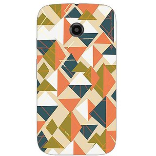 Garmordesigner Plastic Back Cover For Motorola Moto E
