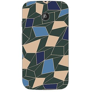 Garmordesigner Plastic Back Cover For Motorola Moto E2