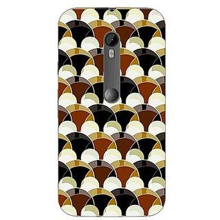 Garmordesigner Plastic Back Cover For Motorola Moto G (3Rd Gen)