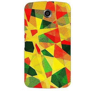 Garmordesigner Plastic Back Cover For Motorola Nexus 6