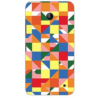 Garmor Designer Plastic Back Cover For Nokia Lumia 630
