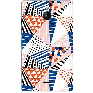 Garmor Designer Plastic Back Cover For Nokia X2