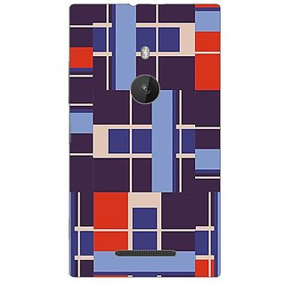 Garmor Designer Plastic Back Cover For Nokia Lumia 925