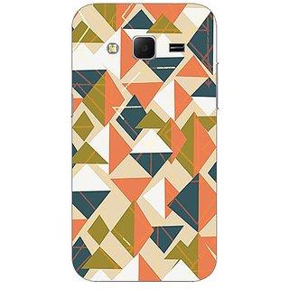 Garmor Designer Plastic Back Cover For Samsung Galaxy Core Prime Sm-G360