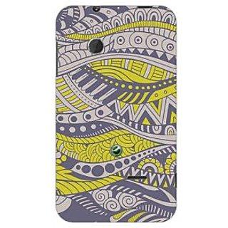 Garmor Designer Plastic Back Cover For Sony Xperia Tipo