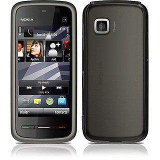 body for Nokia 5233 Mobile Phone Housing Body Panel (Black)