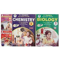 PHYSICS/CHEMISTRY/MATHS/BIOLOGY- COMBO PACK FOR 10TH CLASS