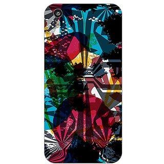 Garmor Designer Plastic Back Cover For Htc Desire Eye
