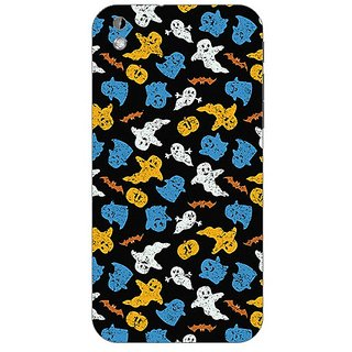 Garmor Designer Plastic Back Cover For Htc Desire 816
