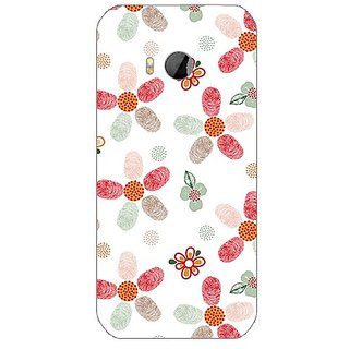 Garmor Designer Plastic Back Cover For Htc One (M8) Mini