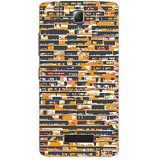 Garmor Designer Plastic Back Cover For Lenovo A2010