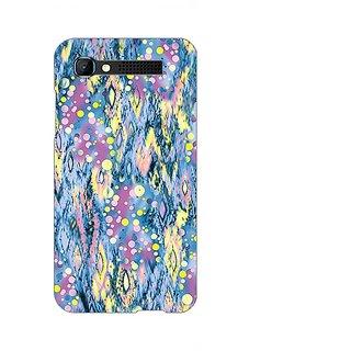 Garmor Designer Plastic Back Cover For Intex Aqua Y2 Pro