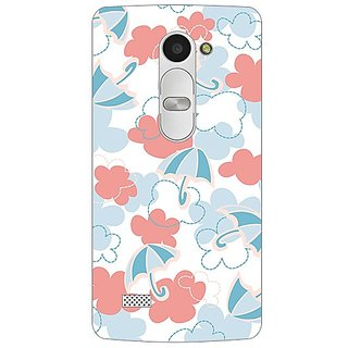 Garmor Designer Plastic Back Cover For Lg Leon H340N
