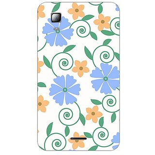Garmor Designer Plastic Back Cover For Micromax A102 Canvas Doodle 3