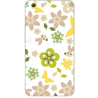 Garmor Designer Plastic Back Cover For Micromax Canvas Knight 2 E471