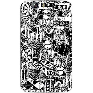 Garmor Designer Plastic Back Cover For Micromax Canvas Turbo A250