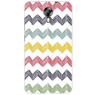 Garmor Designer Plastic Back Cover For Micromax Canvas Xpress 2 E313