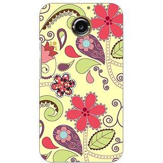 Garmor Designer Plastic Back Cover For Motorola Moto X2