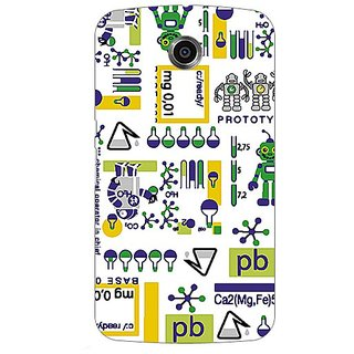 Garmor Designer Plastic Back Cover For Motorola Nexus 6