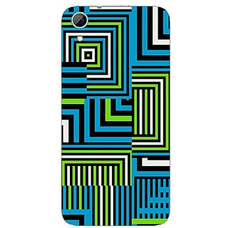 Garmordesigner Plastic Back Cover For Htc Desire 826