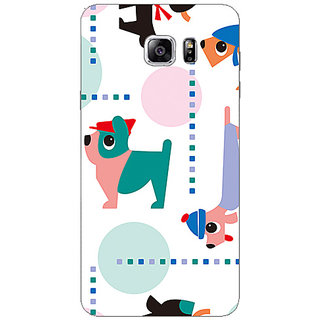 Garmor Designer Plastic Back Cover For Samsung Galaxy Note 5 N920