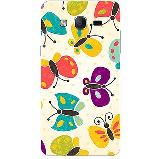 Garmor Designer Plastic Back Cover For Samsung Galaxy On5