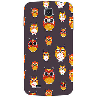 Garmor Designer Plastic Back Cover For Samsung Galaxy S4 Gt I9500