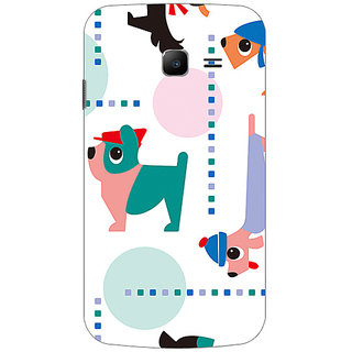 Garmor Designer Plastic Back Cover For Samsung Galaxy Star Pro S7262
