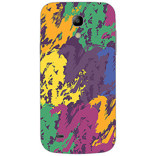 Garmor Designer Plastic Back Cover For Samsung I9190 Galaxy S4 Mini