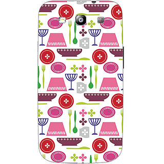Garmor Designer Plastic Back Cover For Samsung I9300 Galaxy S 3