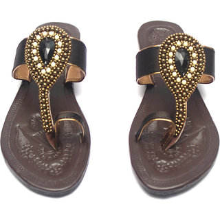 Azores Black Women's Sandal