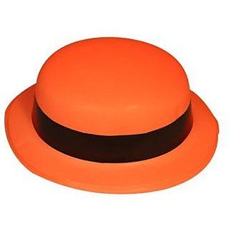 Neon Orange Hat