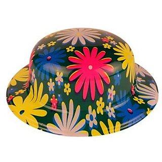 Plastic Party Hat Hawaiian
