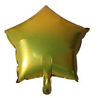 Heart Shaped Foil Balloon - Green