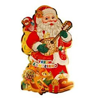 Wall Decor - Full Santa