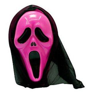 Scream Mask - Pink