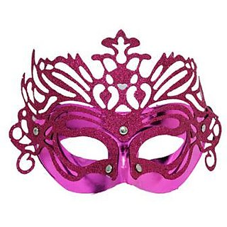 Ajooba Eye Mask - Pink