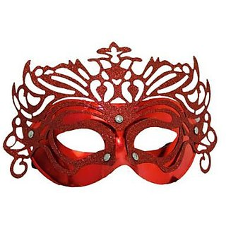 Ajooba Eye Mask - Red