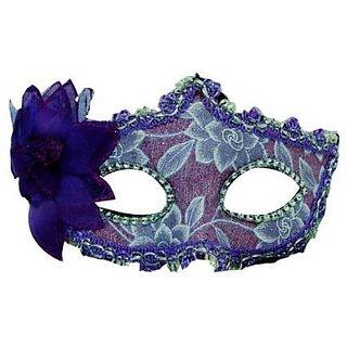 Glam Girl Eye Mask - Purple