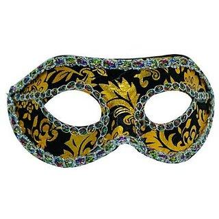 Velvet Eye Mask-Black