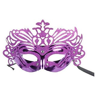 Ajooba Eye Mask-Purple