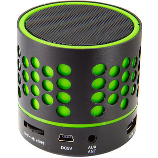 Zebronics DOT Portable Bluetooth Speaker (Green)