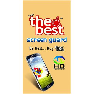 The Best Clear Screen Guard For Iball Andi 5U Platino  Tbc3038