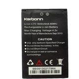 karbonn kt7 k9n k9+ original battery kb-5e