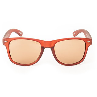 Skyways Brown Wayfarer - Wf-St-Mattbrn