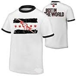 Cm Punk T-Shirt White